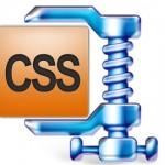 Minificar, comprimir código CSS