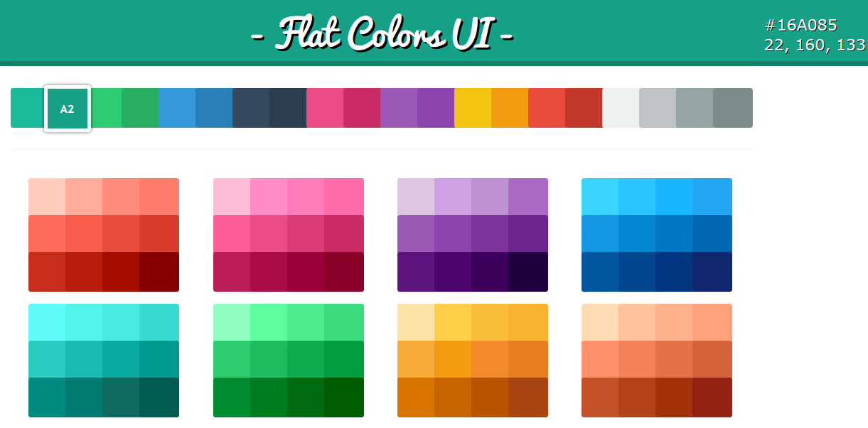 flat-colors-ui