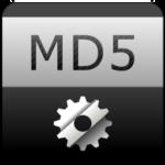 Suma de verificación md5 para archivos – MD5 Checksum