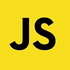 JavaScript logo - centrado